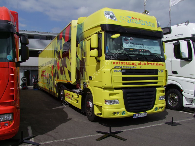 Team Slovakia Truck