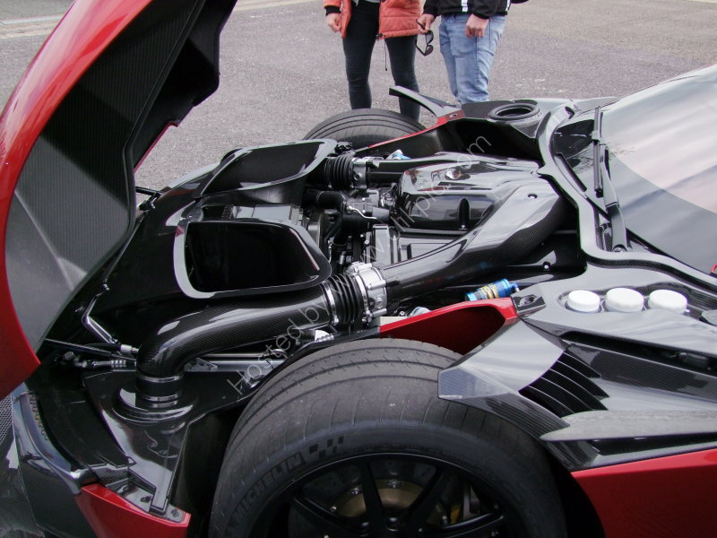Jonathan Harrison Images New Aston Martin Engine