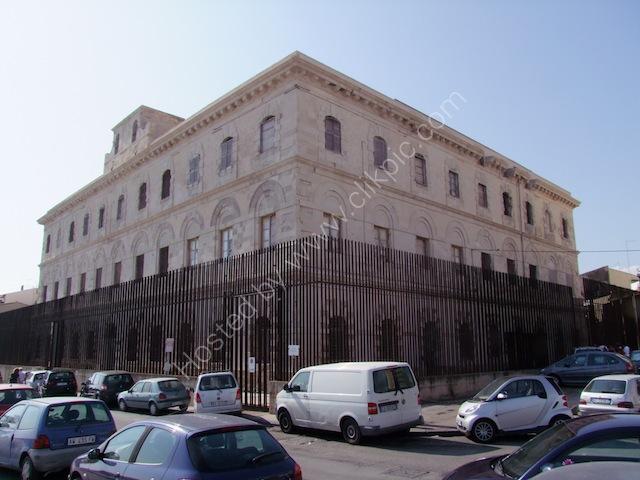 Prison, Syracusa