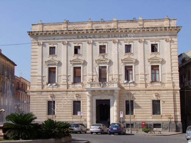 Bank of Sicily, Syracusa