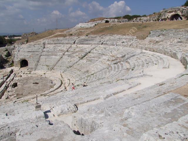Greek Theatre, Syracusa