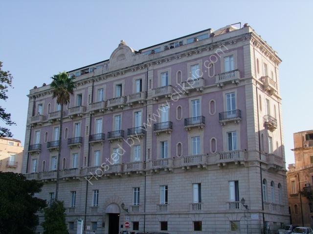 Hotel Des Estrangers, Ortygia Island, Syracusa