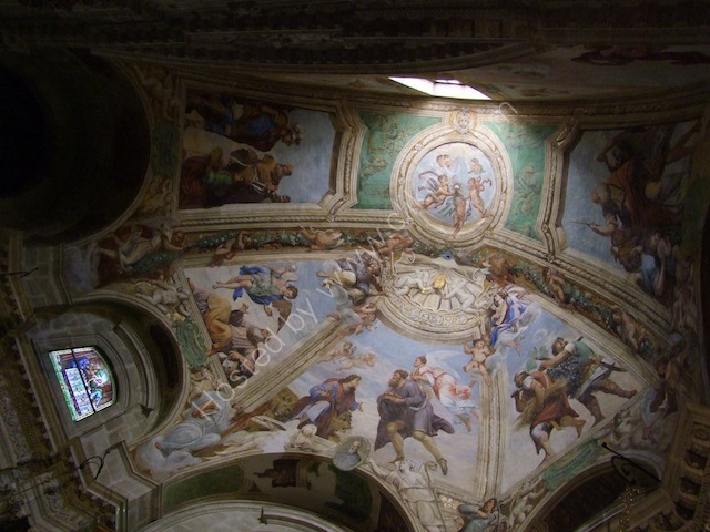 Inside Cathedral, Piazza Duomo, Ortygia Island, Syracusa
