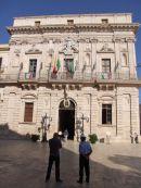 Government Building, Piazza Duomo, Ortygia Island, Syracusa
