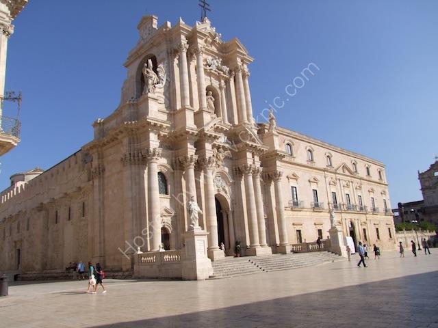 Cathedral, Ortygia Island, Siracusa