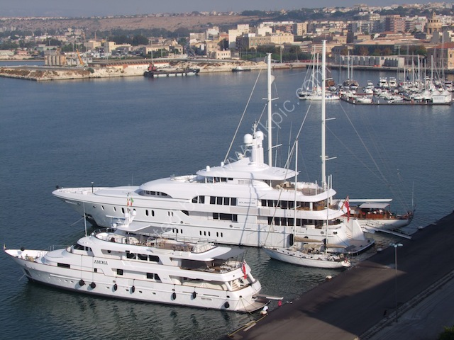Cruisers, Syracusa