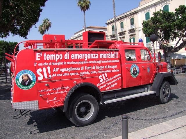 Protest Vehicle, Syracusa