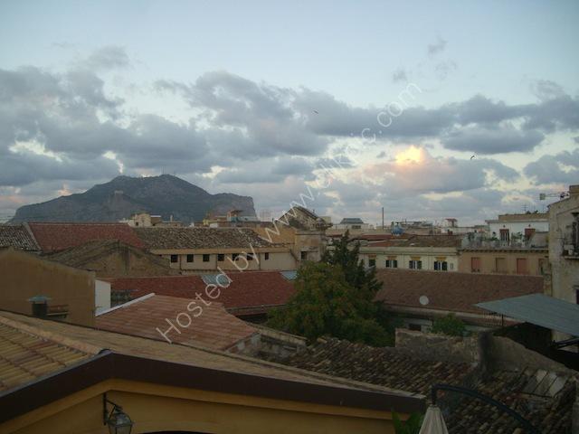 Sunset, Palermo