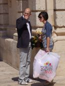 Wedding Guests, Piazza Duomo, Ortygia Island, Syracusa