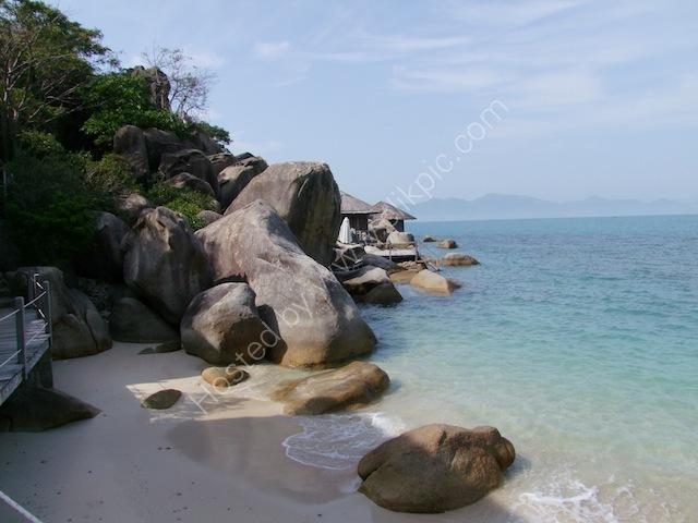 Villas on the Rocks, Six Senses Nin Van Bay, Nhah Trang