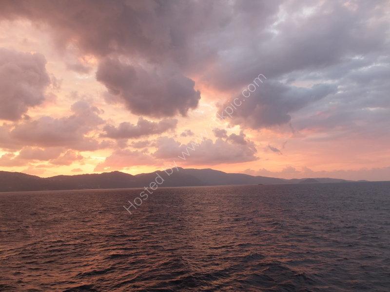 Sunrise, Skiathos Island