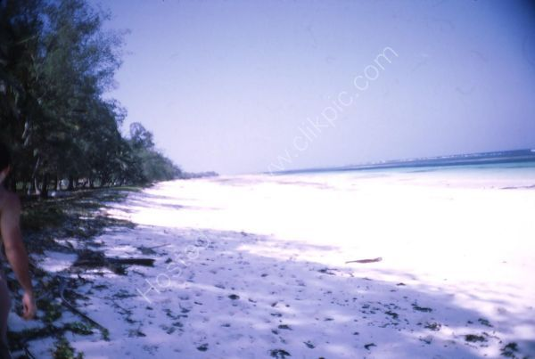 South Shore Beach near Trade Winds Hotel, Mombasa
