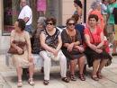 Spaniard Women, Malaga Festival, Marques de Larios, Malaga
