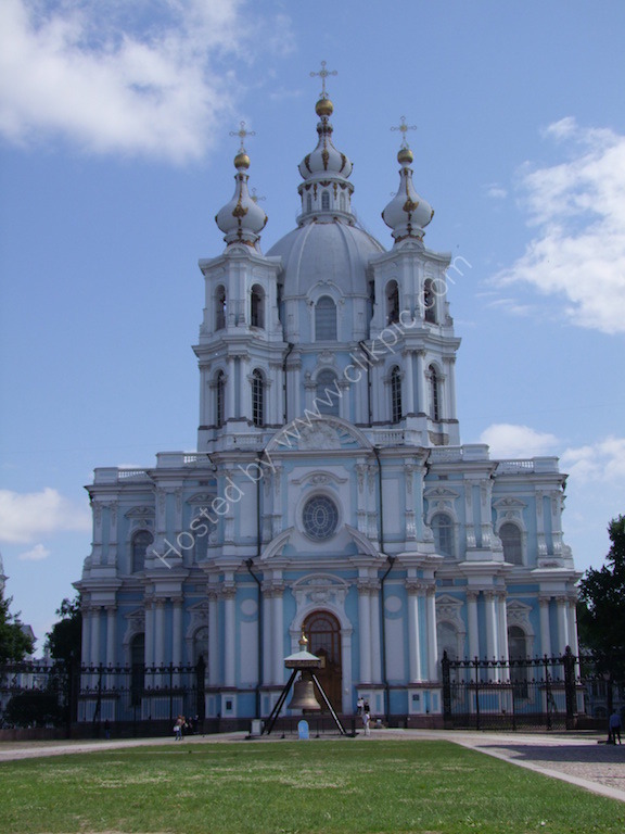Church, St Petersburg