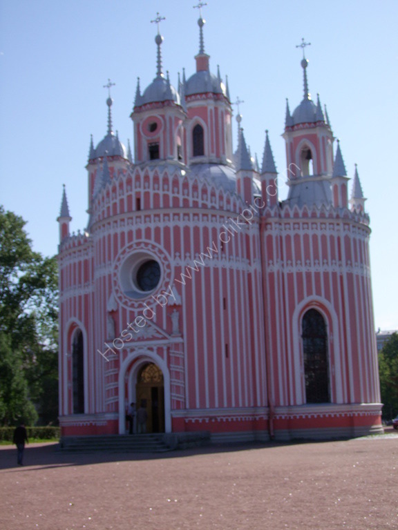 Chesma Church, St petersburg