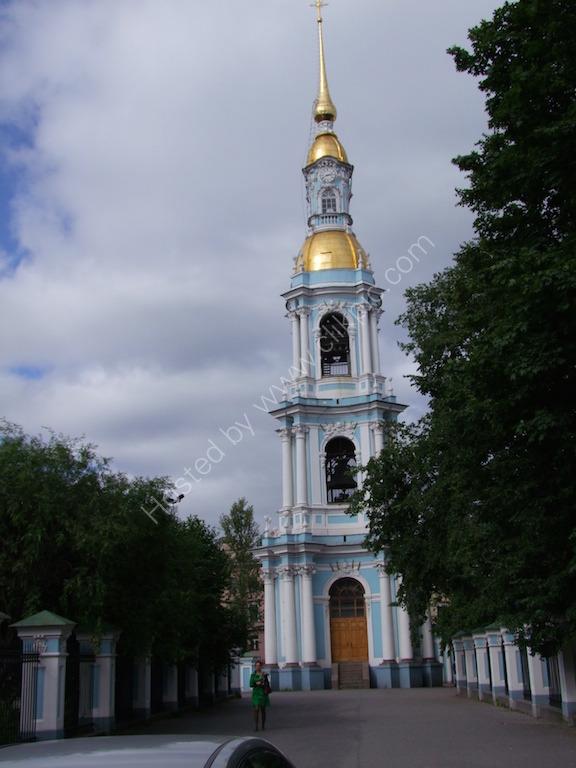 Church Bell Tower, St Petersburg
