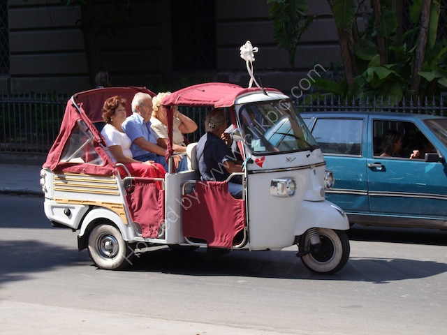 Taxi, Palermo