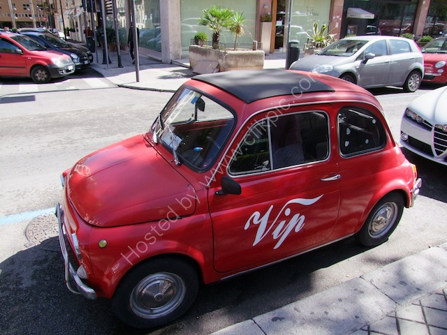 Old Fiat, Palermo