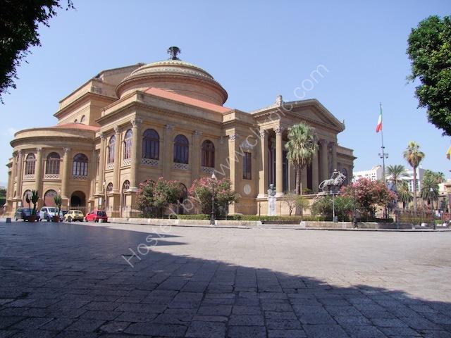 Theatre Massimo, Palermo