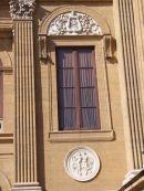 Detail, Theatre Massimo, Palermo