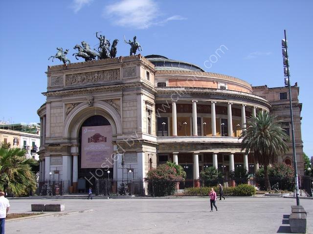 Theatre Politeama, Palermo