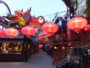 Chinese Dragon & Lamps, Tivoli Gardens