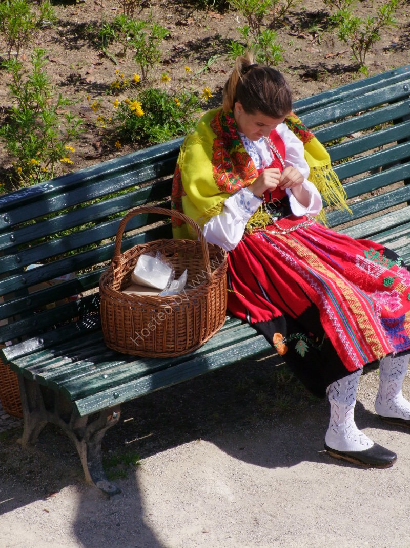 Traditional Portuguese Dress