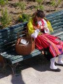Traditional Portuguese Dress