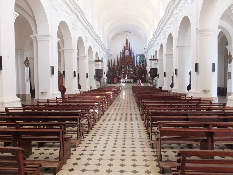 Church of Sanfransisco de Paula, Trinidad