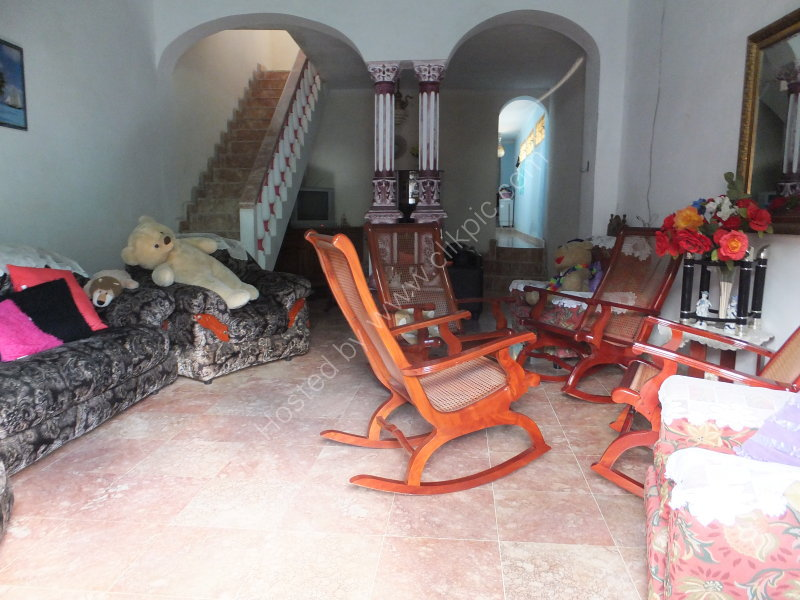 Ground Floor Room in a traditional house, Trinidad
