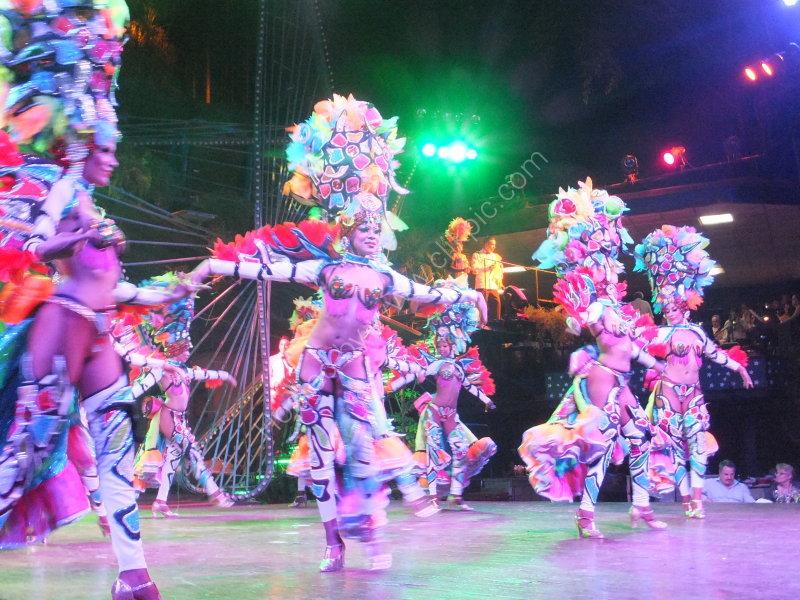 New Years Tropicana Show