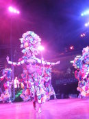 New Years Eve Tropicana Show
