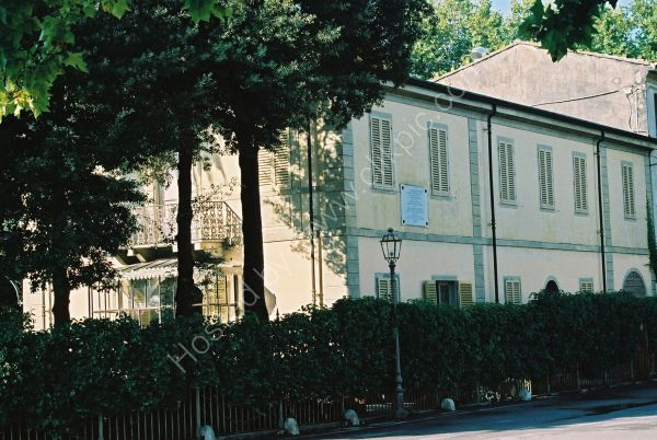 Giacomo Puccini's House, Lake Massaciuccoli, Tuscany