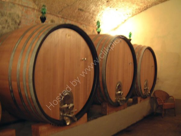 Wine Storage, Tuscany
