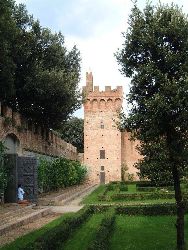 Castle, Tuscany