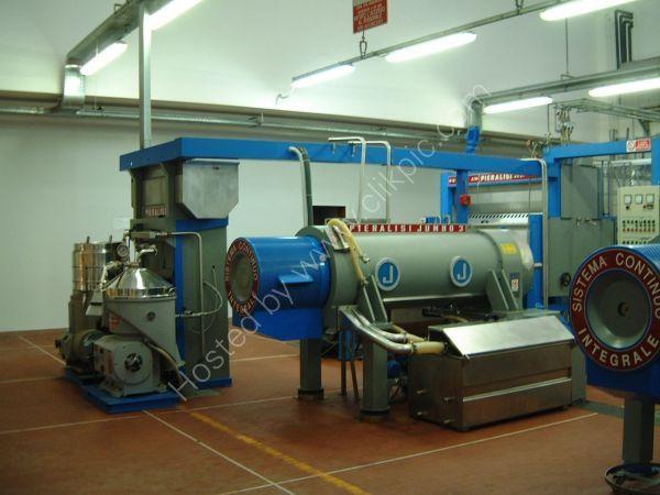 Modern Olive Press, Tuscany
