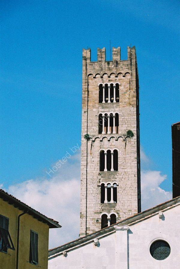 Tower, Lucca, Tuscany