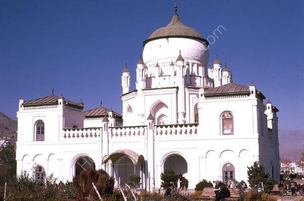 Mosque, Kabul
