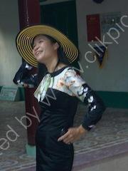 Vietnamese Tourist