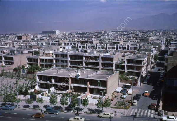 View of North Tehran