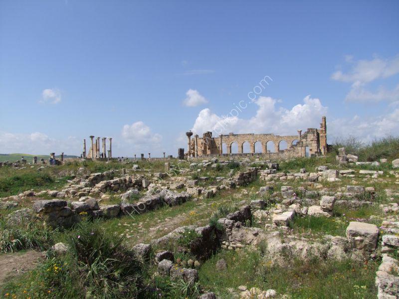 Roman Town of Volubilis