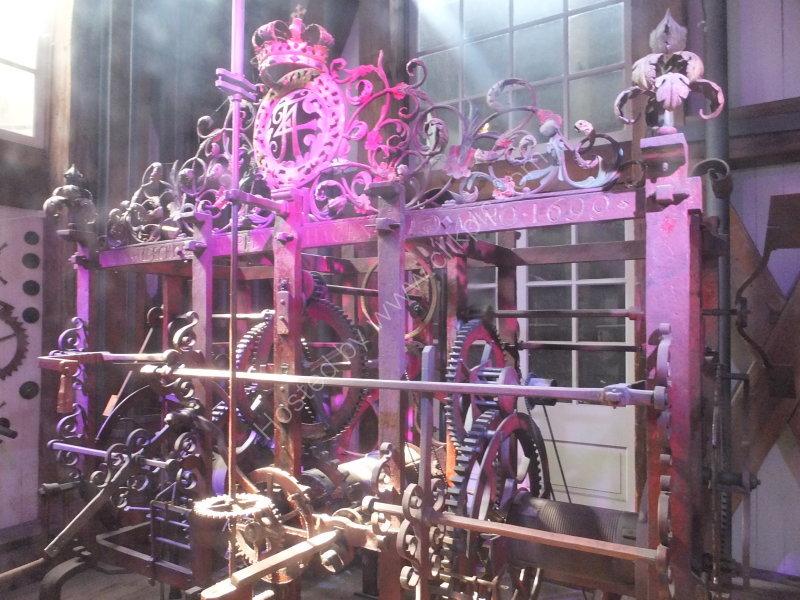 Working 1699 Clock