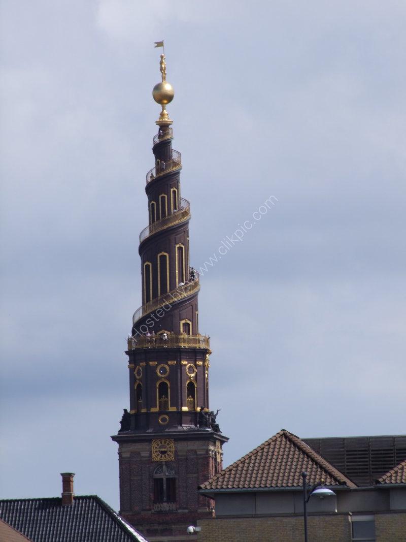 Clock & Bell Tower of Von Freislers Church