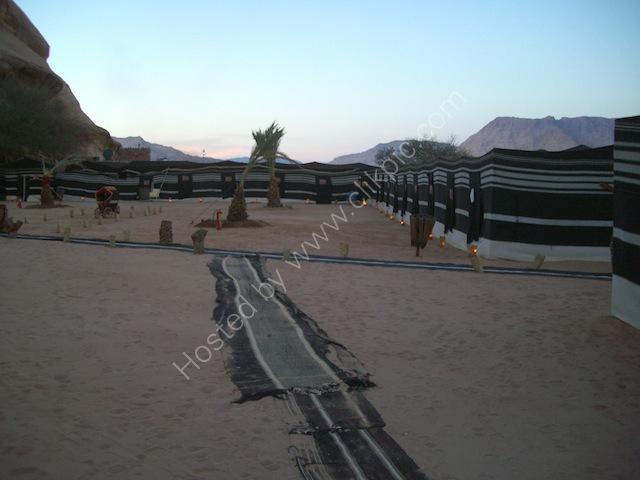 Resthouse, Wadi Rum