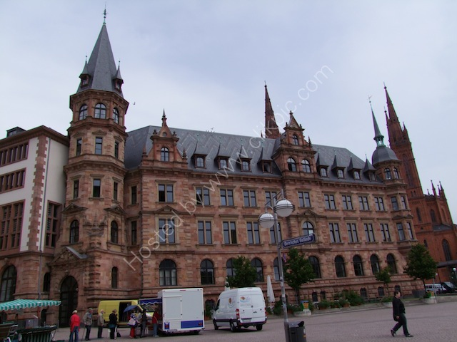 Town Hall, Wiesbaden