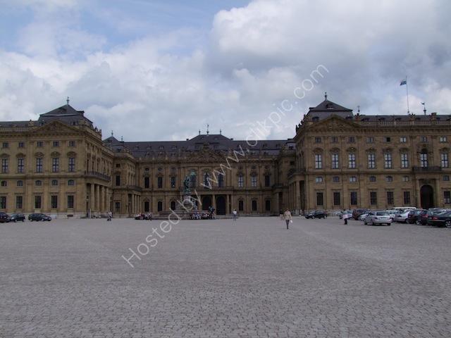 Residence & Court Gardens, Wurzburg