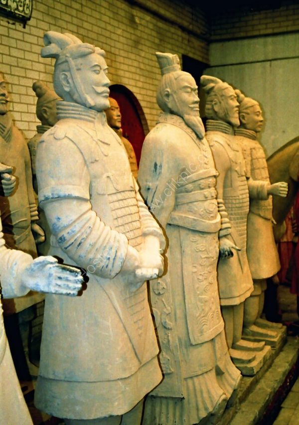 Terracota Warriors, Xian