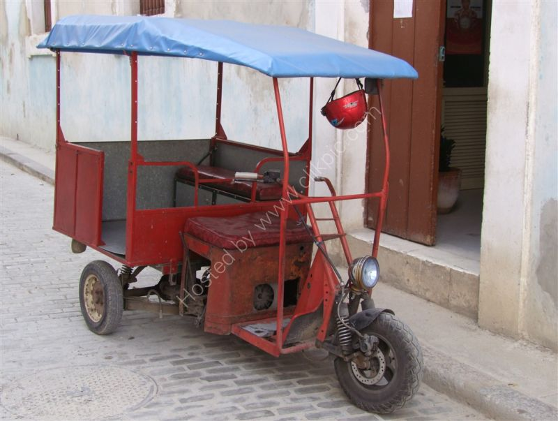 Another Form of Transport! Havana