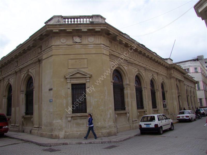 Bank of Cuba, Amargura Street, Havana