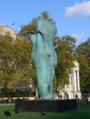 Bronze Sculpture, Marble Arch, London